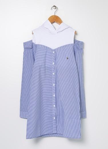 Tyess Tyess Çok Renkli Elbise Renkli